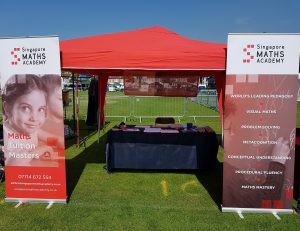 Our stand at the NUI Summer Fete 2016